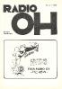 Radio OH -lehden kansikuva vuodelta 1948