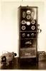 Radiopuhelin Typ.SPM 2/2.5 Fabr.No 1. (Ins. Schantz)