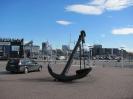 Ankkuri Tallinnan satamassa