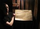 Ullakolta löytynyt vanha kartta